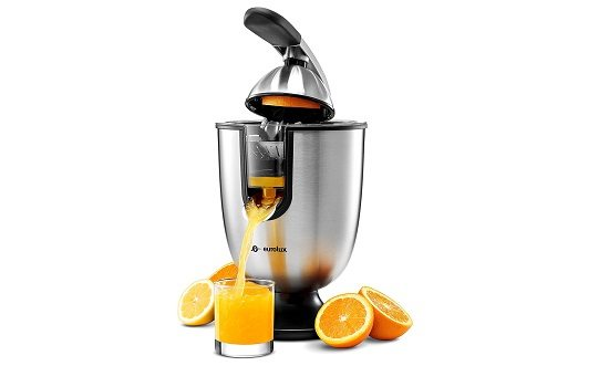 Eurolux Citrus Juicer Review