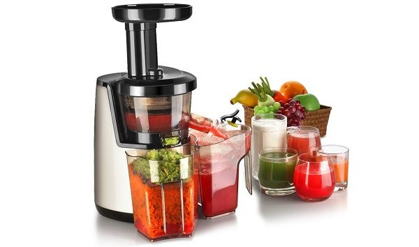 flexzion cold press juicer machine review
