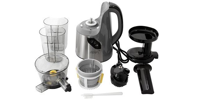 best masticating juicer for leafy greens and fruits