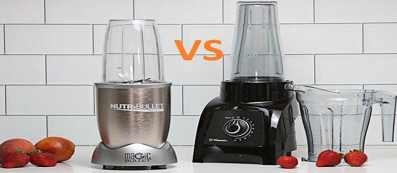 Nutribullet vs juicer